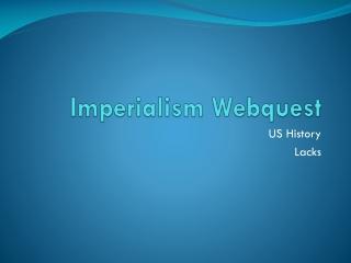 colonial america webquest