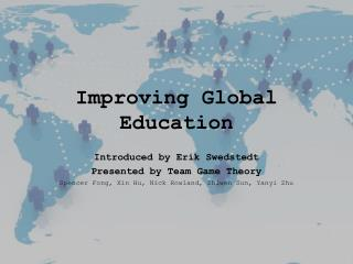 Improving Global Education