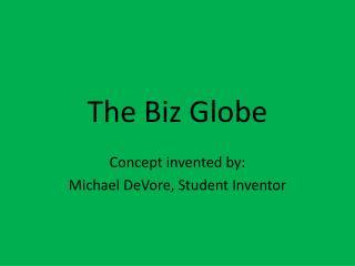 The Biz Globe