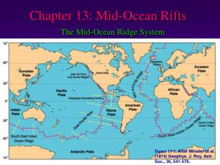 chapter 13: mid-ocean rifts