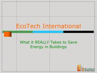 EcoTech International