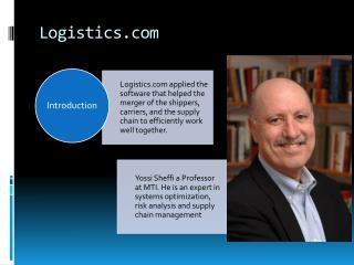 Logistics.com