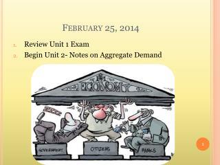 February 25, 2014