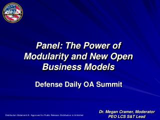 Defense Daily OA Summit