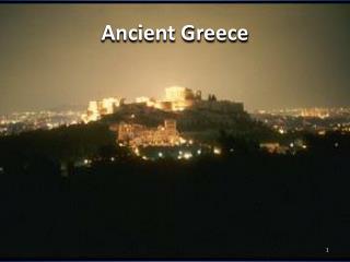 Ancient Greece