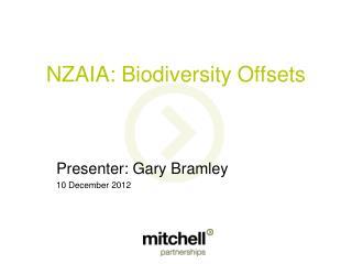 NZAIA :  Biodiversity  Offsets