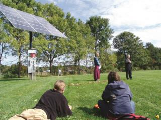 Renewable Energy/ Energy Efficiency Program  at Greenfield Community College - (GCC)
