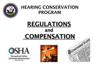 REGULATIONS and  COMPENSATION