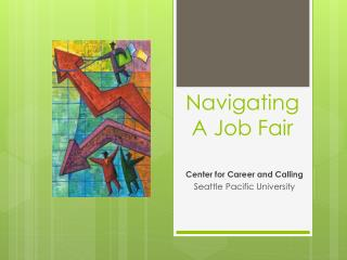 Navigating A Job Fair