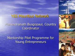 yes mauritius network