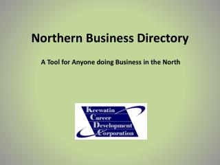 Northern Business Directory