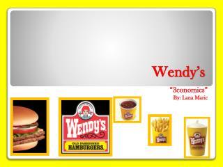 Wendy�s