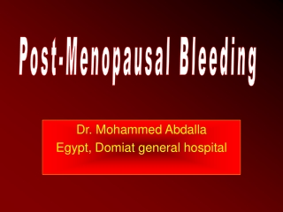 dr. mohammed abdalla
