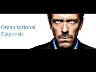 Organisational Diagnosis