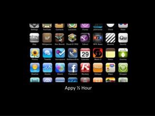 Appy  ½ Hour