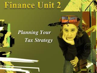Finance Unit 2
