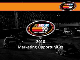 2010 Marketing Opportunities