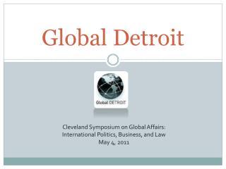 Global Detroit