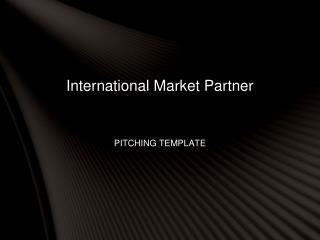 International Market Partner