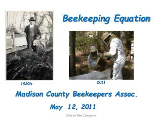 Beekeeping Equation