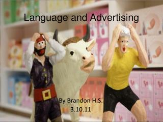 Language and Advertising