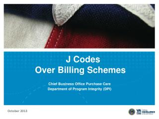 J Codes Over Billing Schemes