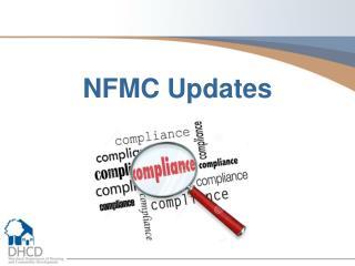 NFMC Updates