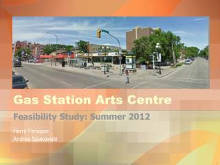 Gas Station Arts Centre
