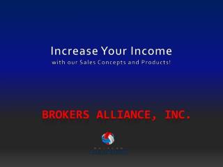 Brokers alliance, Inc.