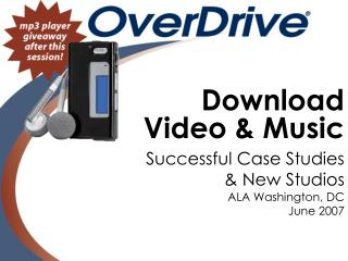 Download Video  Music Successful Case Studies