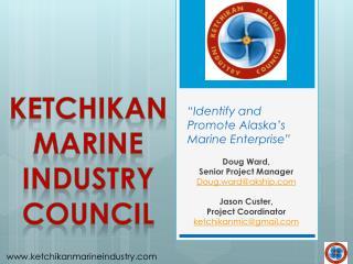 """Identify and Promote Alaska's Marine Enterprise"""