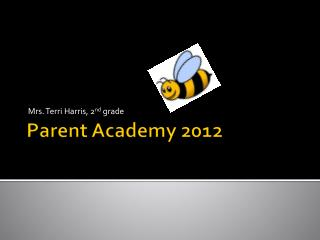 Parent Academy 2012