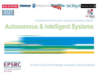 Autonomous & Intelligent Systems