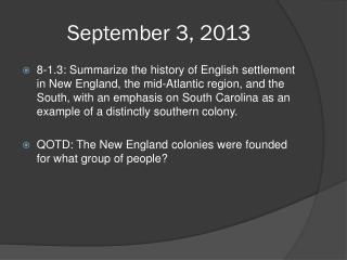 September 3, 2013