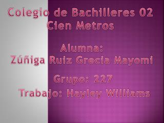 Colegio de Bachilleres 02 Cien Metros