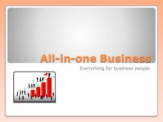All-in-one  Business