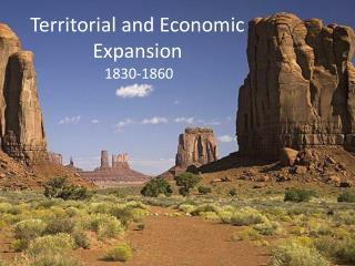 Territorial and Economic Expansion