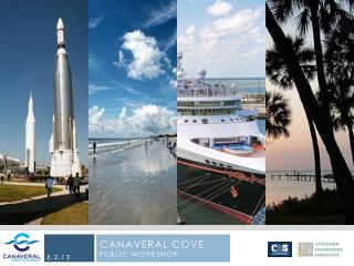 CANAVERAL COVE PUBLIC WORKSHOP