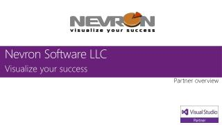 Nevron Software LLC