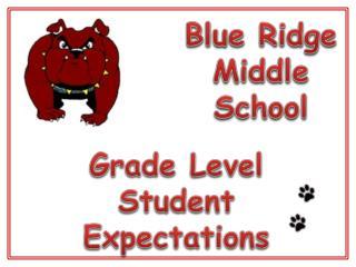 Blue Ridge Middle School