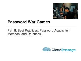 Password War Games