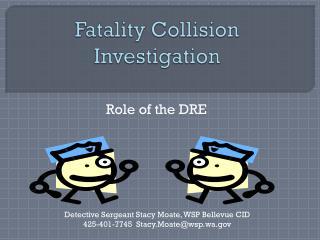 Fatality Collision Investigation