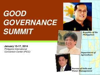 GOOD  GOVERNANCE  SUMMIT