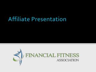 Affiliate Presentation
