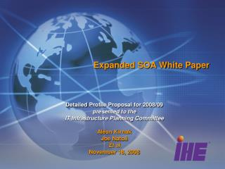 Expanded SOA White Paper