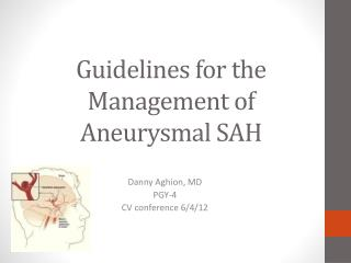 Guidelines for the Management of Aneurysmal SAH