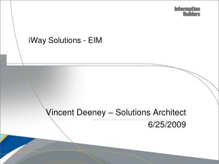iWay  Solutions - EIM
