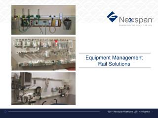 Equipment Management Rail Solutions