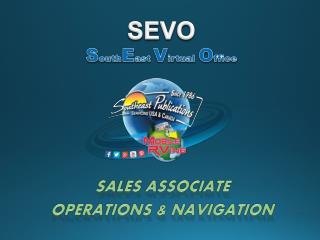 SEVO S outh E ast V irtual  O ffice