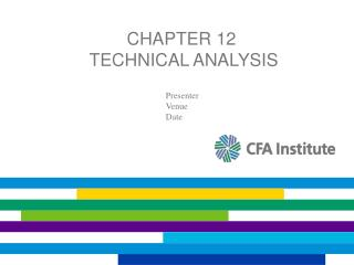 Chapter 12  Technical Analysis